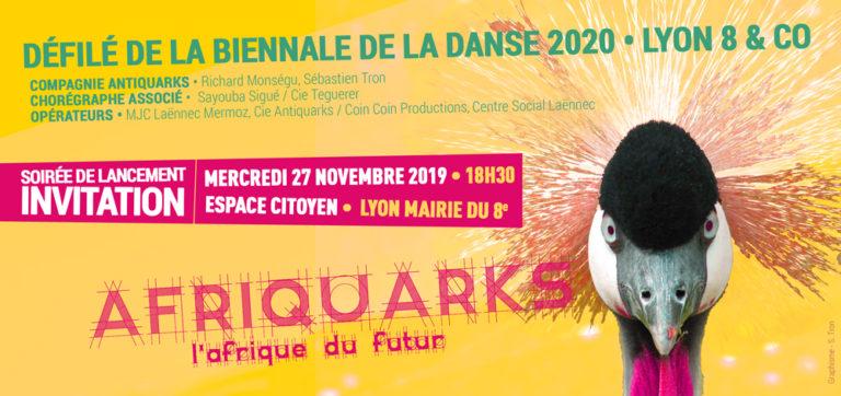 Afriquarks | Biennale de la danse 2020